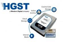 HGST Siapkan HDD Pertama di Dunia Berkapasitas 10TB
