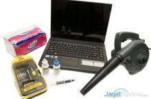 Tips Notebook: Mengganti Thermalpaste dan Membersihkan Sistem Pendingi..