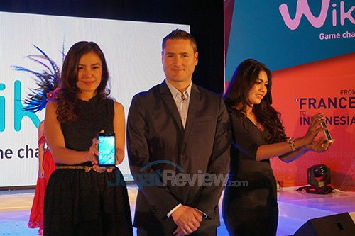 Wiko - Launching
