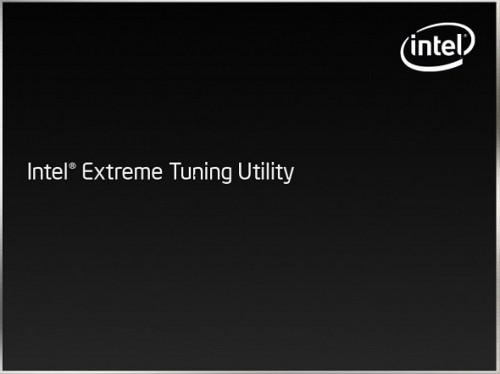 Intel XTU