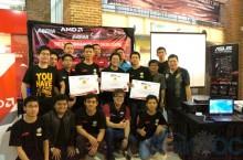 Telkomsel Open Overclocking Championship 2015, Seri 1 – Bandung