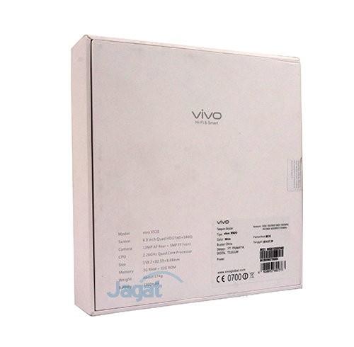Vivo X3s - Paket Penjualan Belakang