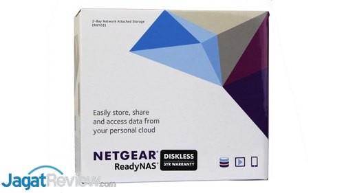 NetGear RN10200 - 01
