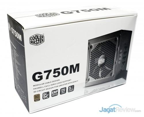 CoolerMaster G750M 1