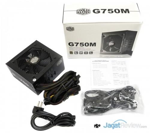 CoolerMaster G750M 3