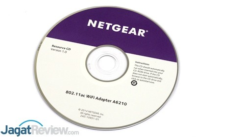 Hands-On NetGear A6210: Adapter WiFi AC dengan USB 3 0