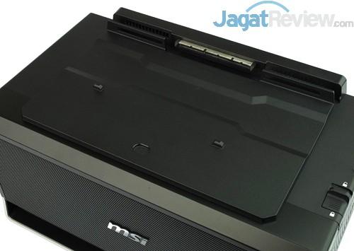 msi gs30 2m shadow gaming dock notebook tray unlock mode