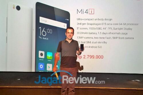 Xiaomi Resmi Luncurkan Mi4i Di Indonesia | PT Bestprofit ...
