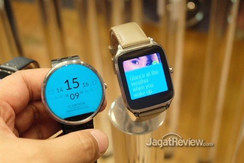 ASUS Jual Smartwatch ZenWatch 2 dengan Harga Murah Di Indonesia | Jagat Review