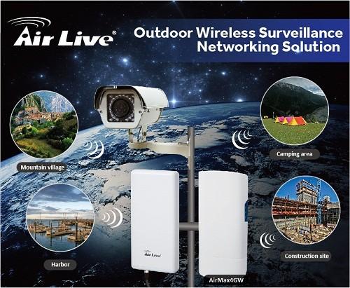 AirMax 4GW applications