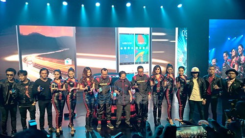 Andromax 4G - Launch