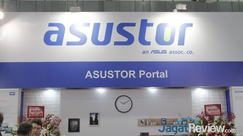 Computex 2015 - Asustor Cover