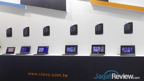 Computex 2015 - Clevo 02