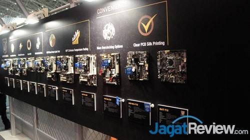 Computex 2015 Booth Raid: ECS – Motherboard | Jagat Review