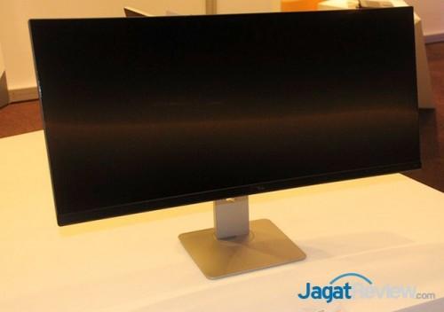 Dell UltraSharp 34 - Curve monitor WQHD