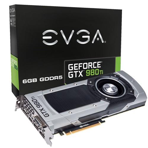 EVGA GTX 980 Ti 1000 1076 7010