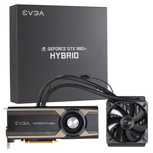 EVGA GTX 980 Ti HYBRID 1140 1228 7010