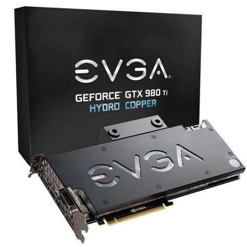 EVGA GTX 980 Ti Hydro Copper 1140 1228 7010