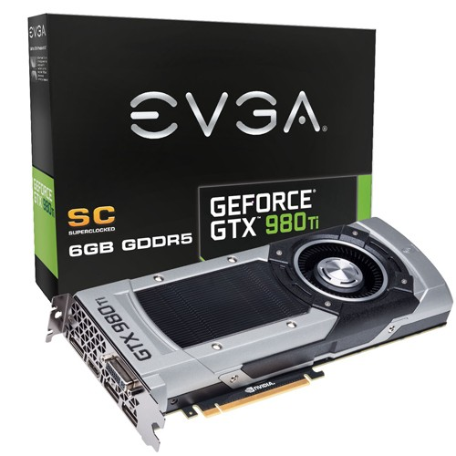 EVGA GTX 980 Ti Superclocked 1102 1190 7010