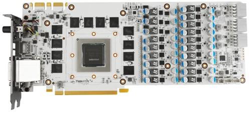 GALAX NVIDIA GeForce GTX 980 Ti HOF LN2 Edition 1203 1304 7010