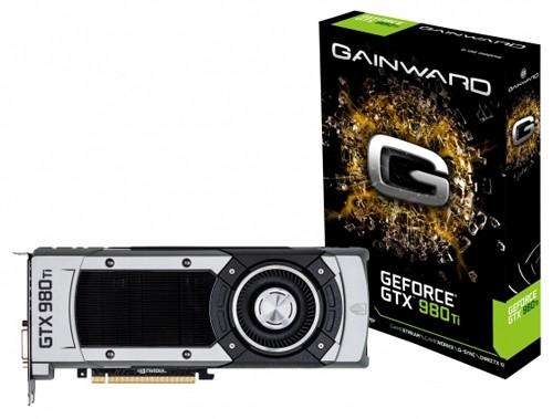 Gainward GTX 980 Ti 1000 1075 7010