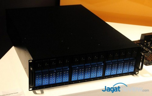 IPC Rackmount Chassis - Trayless Hot-Swap Chassis