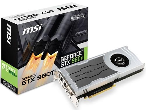 MSI GTX 980 Ti V1 1000 1076 7010