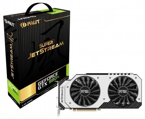 Palit GTX 980 Ti Super JetStream 1152 1241 7000