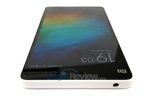 Xiaomi Mi 4i - Bagian Atas