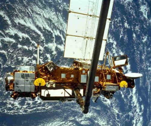 google-satellite-project-report
