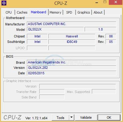 ASUS ROG GL552JX CPUZ 03