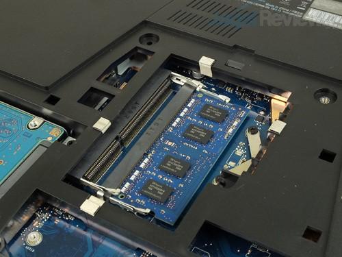 ASUS ROG GL552JX Memory Slots