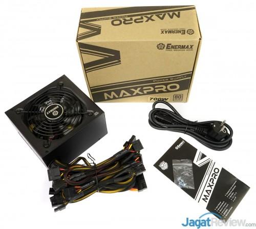 Enermax MaxPro700 watt 16
