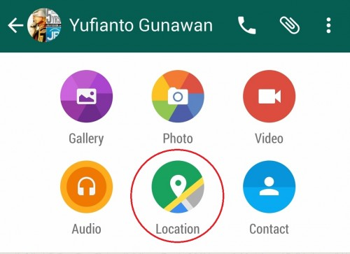 WA Kirim Lokasi GPS 02