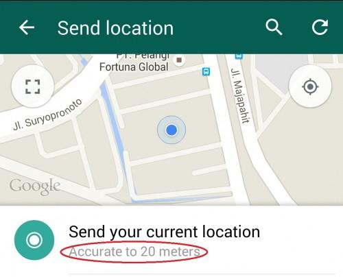WA Kirim Lokasi GPS 03