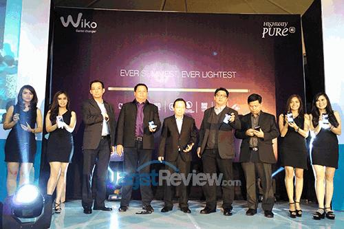 Wiko Highway Pure - Launch