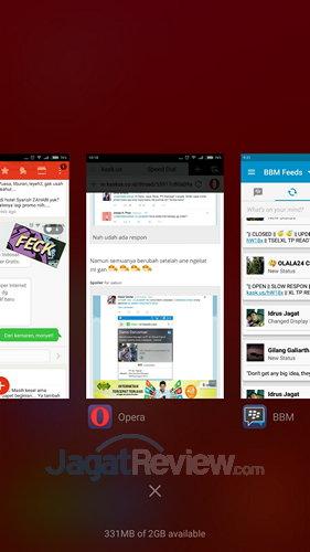 Xiaomi Mi 4i - Task Manager