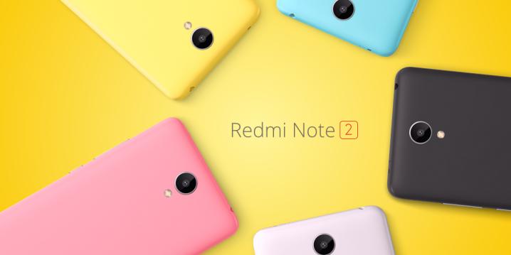 Redmi Note 2 tersedia dalam lima pilihan warna. Diantaranya hitam, putih, biru muda, kuning dan merah muda. Selain mengumumkan perangkat smartphone terbaru, ...