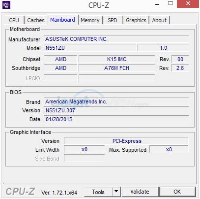 ASUS N551ZU CPUZ 03