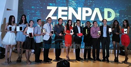 ASUS ZenPad Launch - The Launch