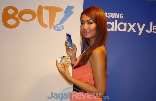 Bolt Galaxy J5 Launch