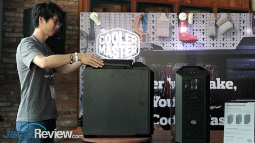 Cooler Master - MasterCase 5 Launch 03