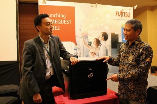Fujitsu Server PRIMEQUEST