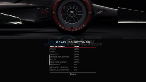 GRID Autosport Setting 03