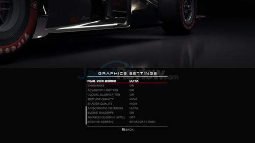 GRID Autosport Setting 04