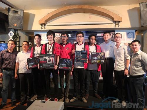 Motherboard Gigabyte Untuk Intel Skylake Hadir di Indonesia