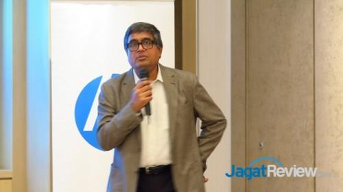 Hemant Tiwari, Managing Director Enterprise Group Indonesia untuk Hewlett-Packard Company.