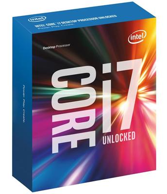 Intel Core i7 6700K Package