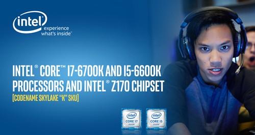 Intel Skylake Launch