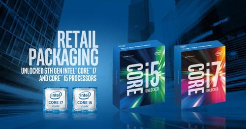 Intel Skylake Processor Packaging